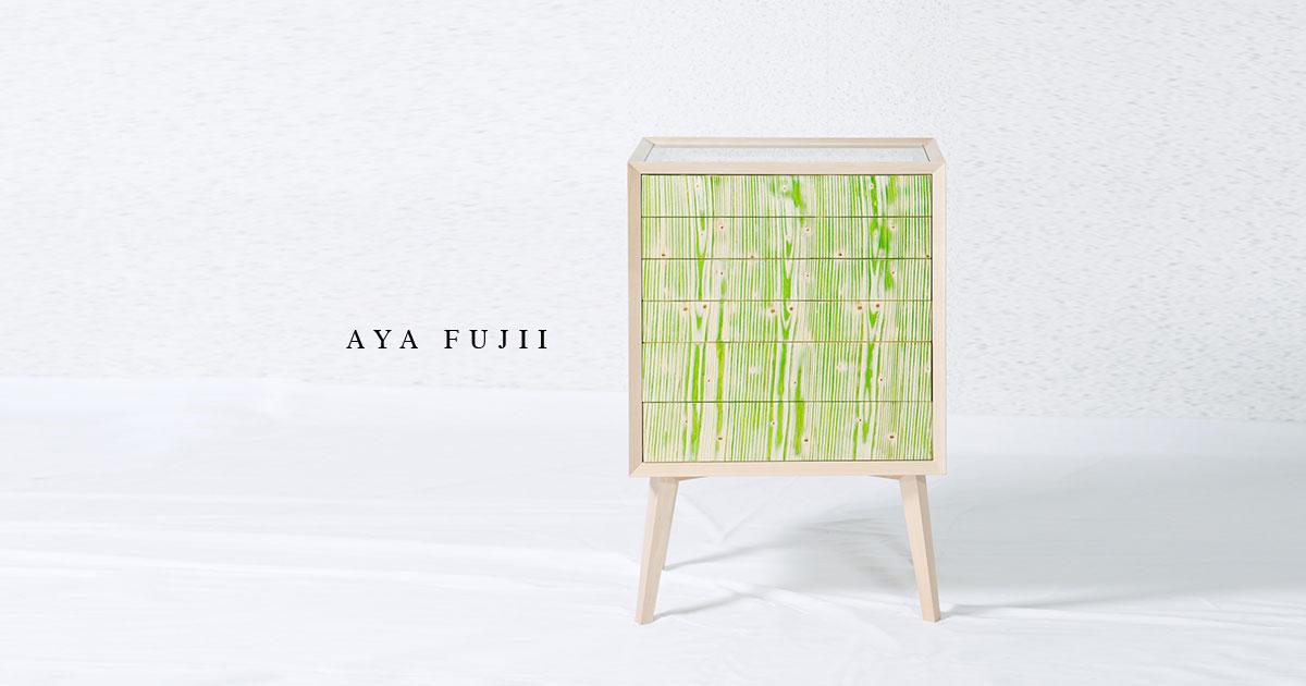 Aya Fujii Works Furniture